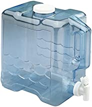 Arrow Home Products Contenedor de Bebidas Slimline de 2 galones en Transparente