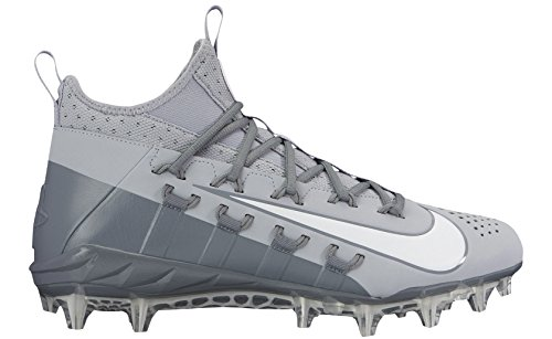 discount price Nike Men's Huarache 6 Elite Lacrosse Cleats US Wolf Grey/White-cool Grey for cheap cheap online YtAFpUH3Q