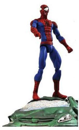 Diamond Select Marvel Spider-Man Action Figure