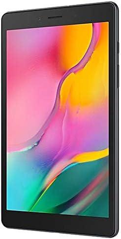 "Samsung Galaxy Tab A 8.0"" (2019, WiFi + Cellular) 32GB, 5100mAh Battery, 4G LTE Tablet & Phone (Makes Calls) GSM Unlocked SM-T295, International Model (32 GB, Black)"