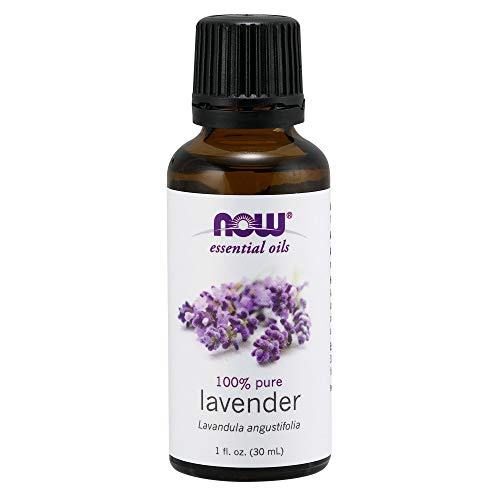 NOW Essential Oils, Lavender Oil, 1 Fl. Oz (Pack of - Flower Wellness Essence