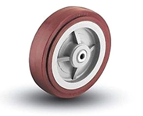 Colson 5'' x 1-1/2'' Polyurethane Wheel w/1/2'' ID Roller Bearing (500# Cap)