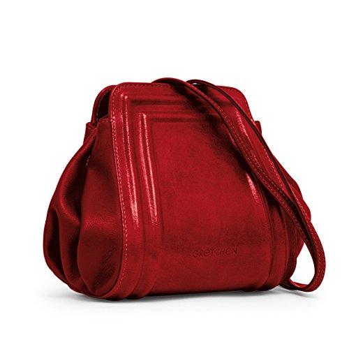 Gretchen - Tango Mini Shoulderbag - Royal Red
