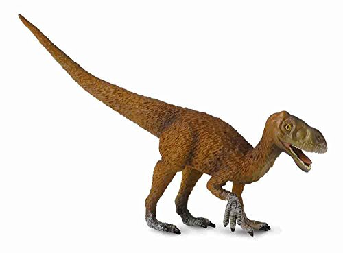 CollectA Prehistoric Life Eotyrannus  Toy Dinosaur Figure - Authentic Hand Painted & Paleontologist Approved Model