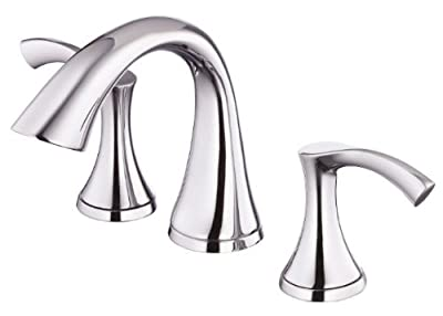 Danze Antioch Two Handle Widespread Lavatory Faucet