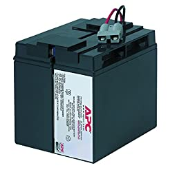 APC RBC7 UPS Replacement Battery Cartridge for SMT1500 and select others