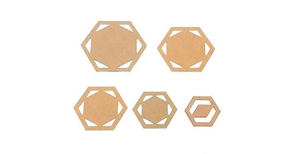 Amazon.com: Juego de 5 piezas de herramientas para bordar ...