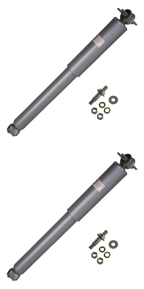 KYB KIT 4 FRONT & REAR shocks / struts 2000 - 04 NISSAN Frontier (4WD)