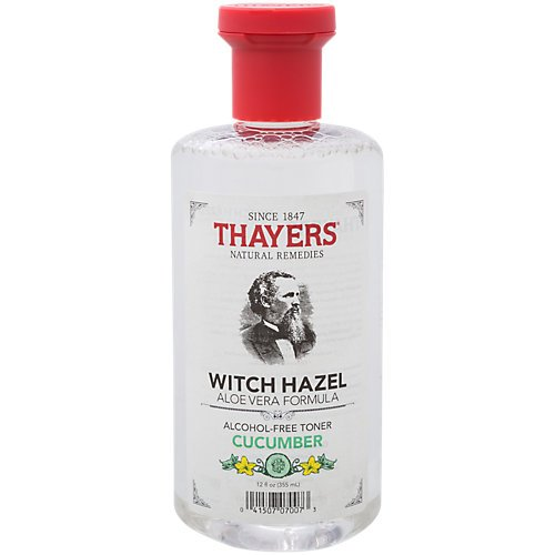 Thayers Witch Hazel with Aloe Vera, Cucumber 12 oz by THAYERS (Image #1)