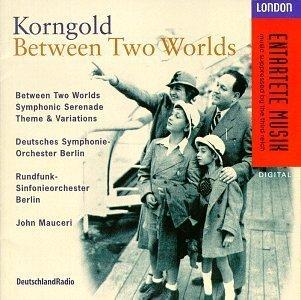 Znalezione obrazy dla zapytania: korngold the two worlds
