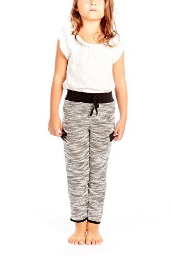 Crush Girls Terry Sweatpants Pockets