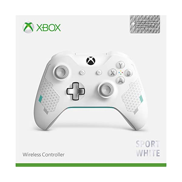 Xbox Wireless Controller - Sport White Special Edition 6