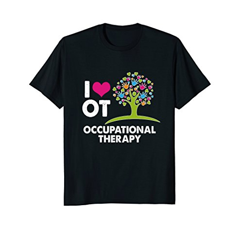 I HEART LOVE OT OCCUPATIONAL THERAPY -