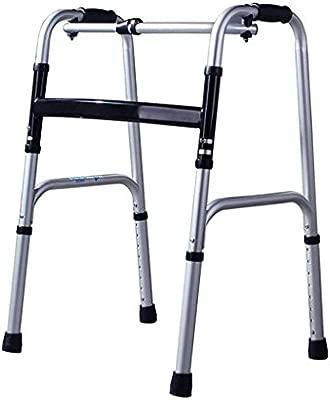 IKYMPQAZ Walker, el Viejo Andador de Aluminio, se Sienta con ...