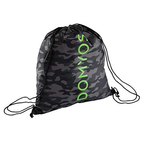 Domyos Foldable Fitness Shoe Bag   Camouflage