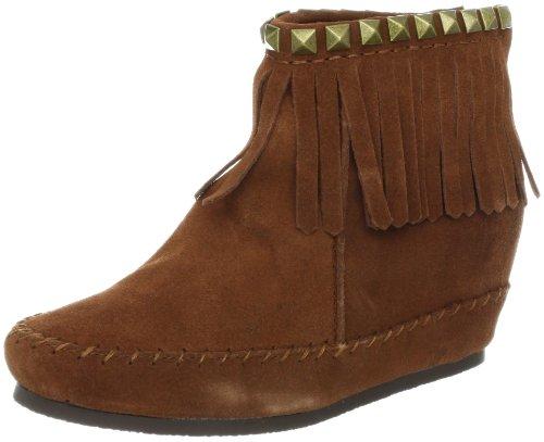 Skechers Women's Soaring Eagle Boot,Chestnut,10 M US