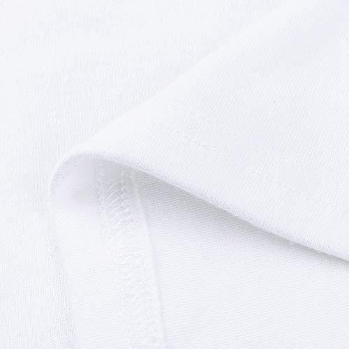 Pyjamas De Longue manma Rovinci Pantalon Manche Famille Un Chemisier Nuit Maman Col Père blanc Claus Rond Femmes Décontractée 1 Impression Set Vêtements Patchwork Hauts Noël wqXX8tr