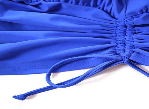 FIYOTE - Tankini - para mujer Azul
