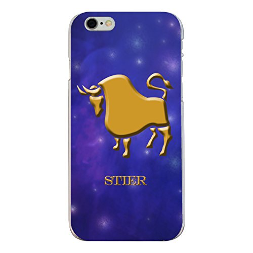 "Disagu Design Case Coque pour Apple iPhone 6s Housse etui coque pochette ""Stier"""