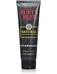 Burt's Bees Natural Skin Care for Men, Aftershave, 2.5...