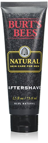 - Burt's Bees Natural Skin Care for Men, Aftershave, 2.5 Ounces (Pack of 3)