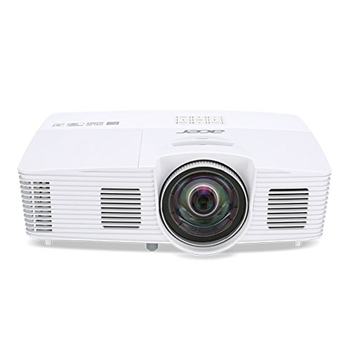 Acer MR.JLA11.009 H6517ST 3D Ready DLP Projector - 1080p - HDTV - 16:9 - Front, Rear, Ceiling2.8 - OSRAM - 210 W - NTSC, PAL, SECAM - 4000 Hour - 6000