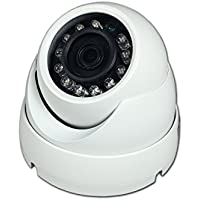 Aposonic A-CV2MP36 HD-CVI 1080P 3.6mm CCTV Surveillance Weather-Proof IR Dome Camera
