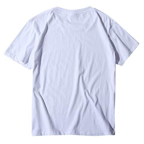 Xinantime Camisas de Manga Larga, Camiseta de Mujer Manga Corta ...