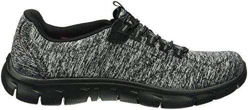 Skechers EmpireHeart to Heart - Zapatillas Mujer Negro - negro