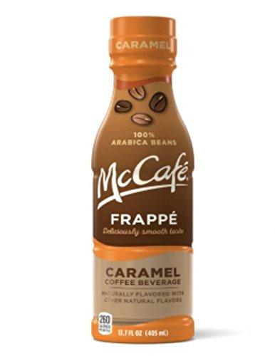 McCafe Frappe Coffee Beverages (Caramel)