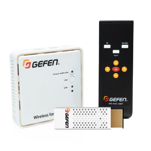 GEFEN EXT-WHD-1080P-SR Wireless Extender for HDMI Short Range