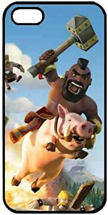 Apple iPhone 5/ iPhone 5s Coque Pour Clash Of Clans,Clash Of Clans ...