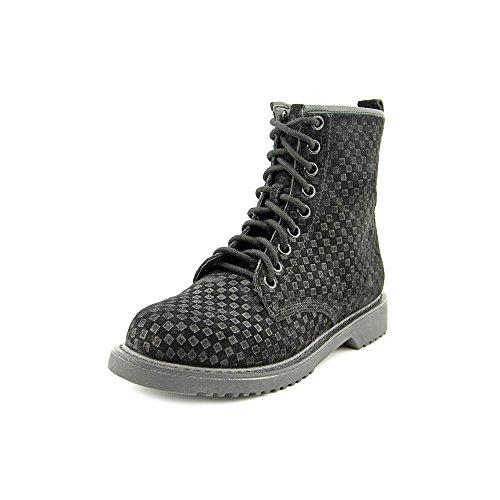 Shellys London Surba, Fashion Stiefel Frauen, Geschlossener Zeh Black Leather