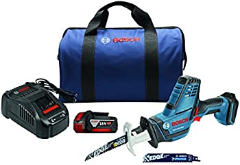Bosch 18V Cordless Lithium-Ion Compact Reciprocating Saw