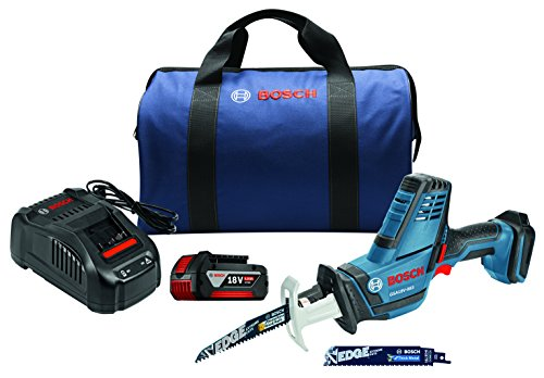 Bosch 18V Compact Reciprocating Saw Kit GSA18V-083B11