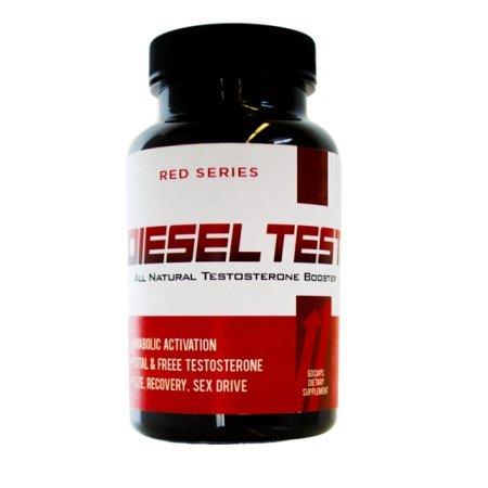 Test de Rev Labs Diesel - activateur anabolisant de taille, de récupération et de Libido (portion de 30)