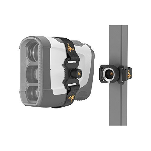Frogger Golf Rangefinder Latch-It Golf Cart Attachment