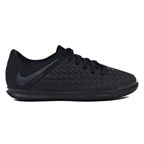 Chaussures Ic Nike Noir 001 De Hypervenom Jr Mixte black 3 Futsal Club black Enfant wqw4WTXH1g