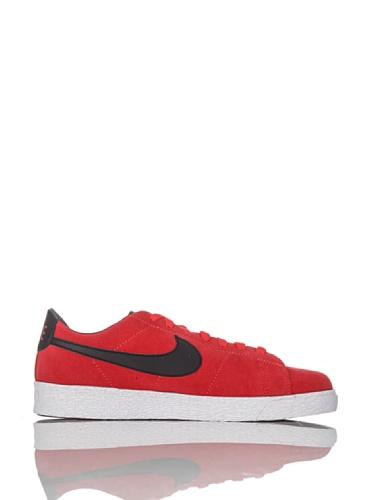 Nike Sneaker Nike Blazer Low Gs rot/schwarz EU 38.5 (US 6Y)