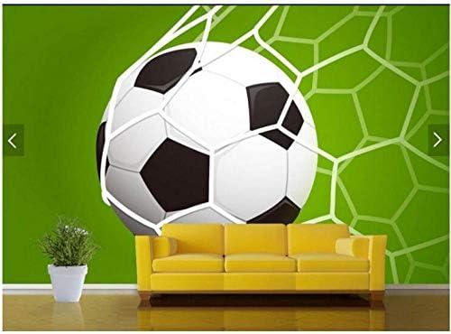 Mgdtt - Papel pintado personalizable para niños, diseño de futbolín de fútbol: Amazon.es: Bricolaje y herramientas