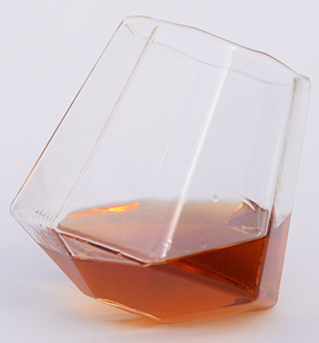 diamond-shaped-whiskey-glass-8-oz-unique-rocks-glass-for-bourbon-rum-tequila-scotch-set-of-two