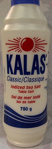 Kalas Sea Salt ( Greece) 750g x 3 pack