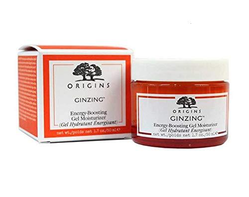 Origins Ginzing Energy Boosting Gel Moisturizer Gel Hydratant Energisant 1.7oz 50ml