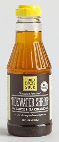 Tidewater Shrimp Sauce & Marinade Seafood Charleston Favorites 18oz 510ml