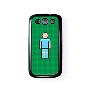 Coventry Black Hard Plastic Case for Samsung? Galaxy S3 by Blunt Football + FREE Crystal Clear Screen Protector wangjiang maoyi