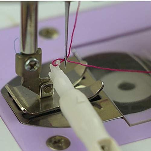 ShineBear 520-NT-W - Enhebrador de agujas para máquina de coser ...