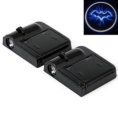 Studyset LED Welcome Laser Projector Wireless Car Door Logo Shadow Light Batman Car-Styling Car Interior Lamp