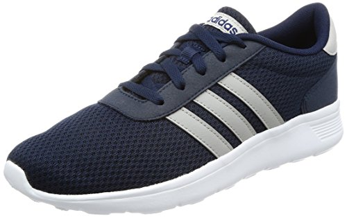adidas Lite Racer, Scarpe Running Uomo Blu (Collegiate Navy/Grey Two/Footwear White)