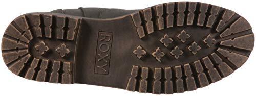 Fashion Margo Boot Motto Charcoal Women's Roxy USWTwqPpx