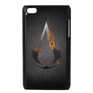 Assassin's Creed1 for Apple iPod Touch 4 Custom Phone Case AUJ284242